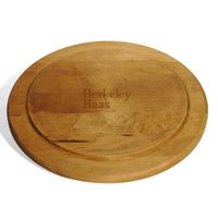 Berkeley Haas Round Bread Server