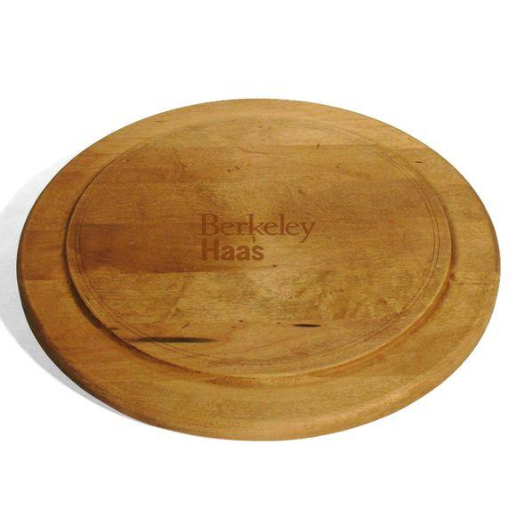 Berkeley Haas Round Bread Server - Image 1
