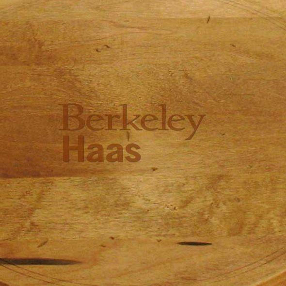 Berkeley Haas Round Bread Server - Image 2