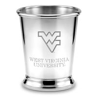 West Virginia University Pewter Julep Cup