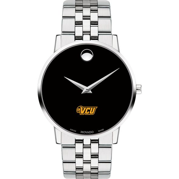 Virginia Commonwealth University Men's Movado Museum with Bracelet - Image 2