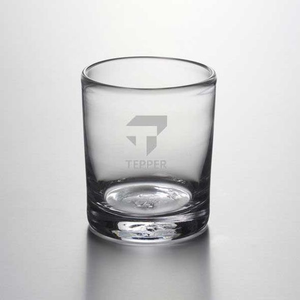 Tepper Double Old Fashioned Glass by Simon Pearce