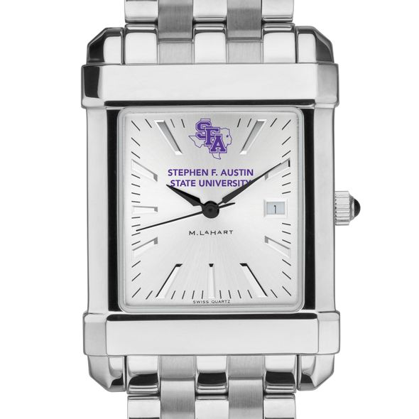 SFASU Men's Collegiate Watch w/ Bracelet