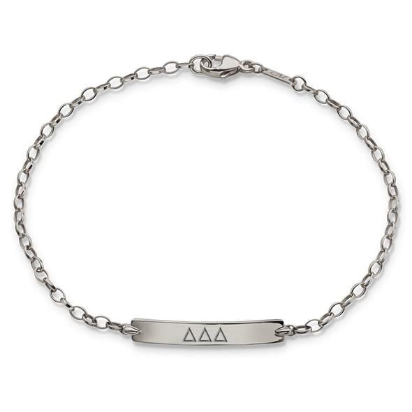 DDD Monica Rich Kosann Petite Poesy Bracelet in Silver