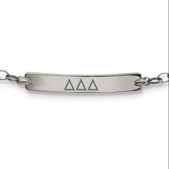 DDD Monica Rich Kosann Petite Poesy Bracelet in Silver - Image 2