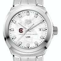 University of South Carolina TAG Heuer Diamond Dial LINK for Women