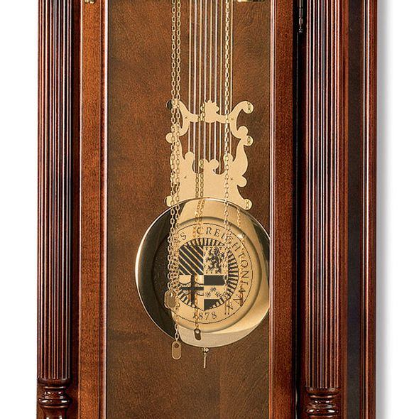 Creighton Howard Miller Grandfather Clock - Image 2
