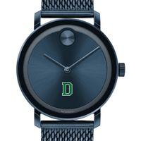Dartmouth Men's Movado Bold Blue with Mesh Bracelet