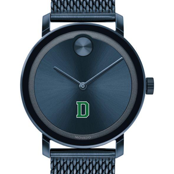 Dartmouth Men's Movado Bold Blue with Mesh Bracelet - Image 1