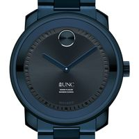 UNC Kenan–Flagler Business School Men's Movado BOLD Blue Ion with Bracelet