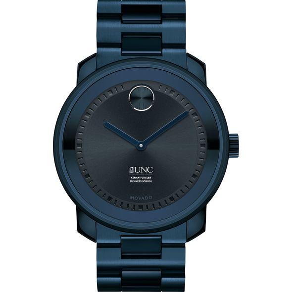 UNC Kenan–Flagler Business School Men's Movado BOLD Blue Ion with Bracelet - Image 2