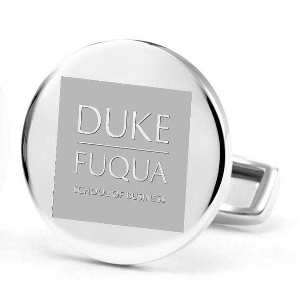 Duke Fuqua Cufflinks in Sterling Silver - Image 2