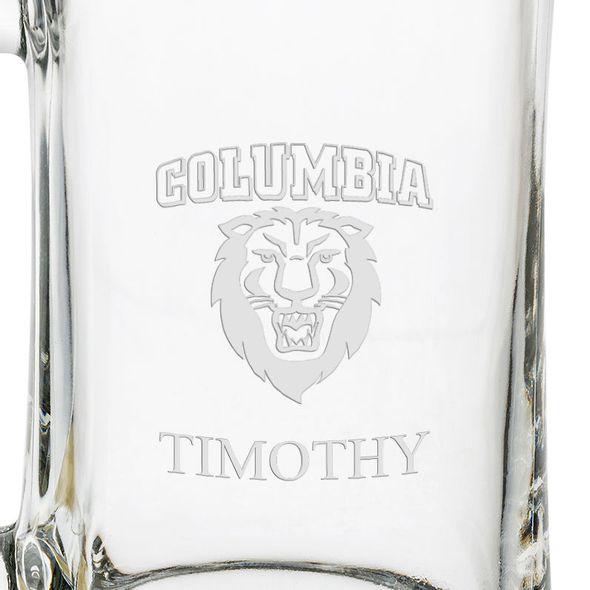Columbia 25 oz Beer Mug - Image 3