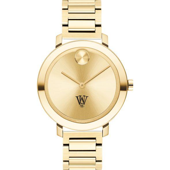 Washington University in St. Louis Women's Movado Gold Bold 34 - Image 2