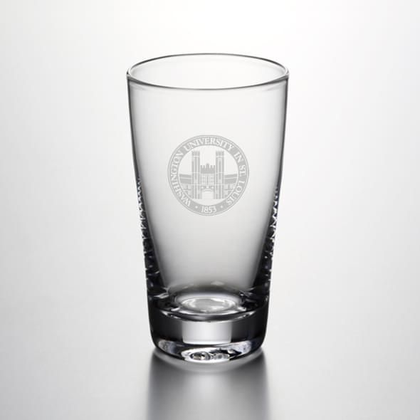 WUSTL Pint Glass by Simon Pearce