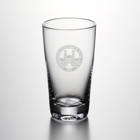 WUSTL Pint Glass by Simon Pearce