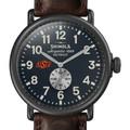 Oklahoma State Shinola Watch, The Runwell 47mm Midnight Blue Dial - Image 1