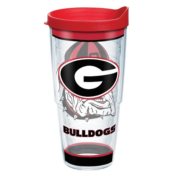 Georgia 24 oz. Tervis Tumblers - Set of 2