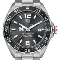 Michigan Ross Men's TAG Heuer Formula 1 with Anthracite Dial & Bezel