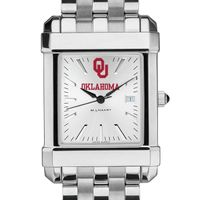 Oklahoma Men's Collegiate Watch w/ Bracelet
