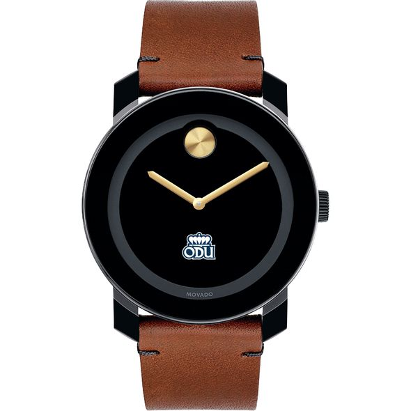 Old Dominion Men's Movado BOLD with Brown Leather Strap - Image 2