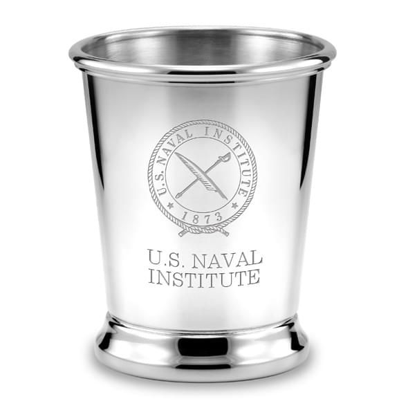 USNI Pewter Julep Cup - Image 2