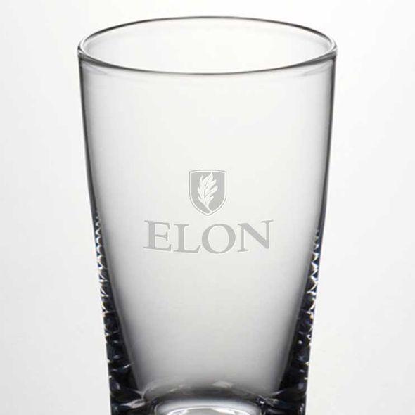 Elon Ascutney Pint Glass by Simon Pearce - Image 2