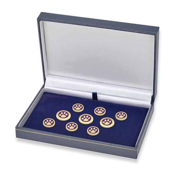 Clemson Blazer Buttons - Image 2