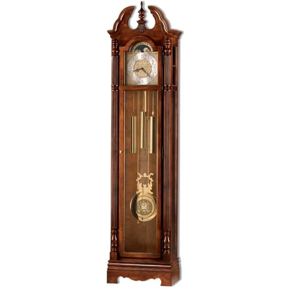UNC Howard Miller Grandfather Clock - Image 1