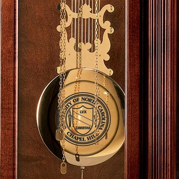 UNC Howard Miller Grandfather Clock - Image 2