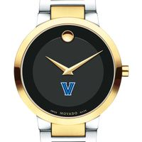 Villanova University Men's Movado Two-Tone Modern Classic Museum with Bracelet