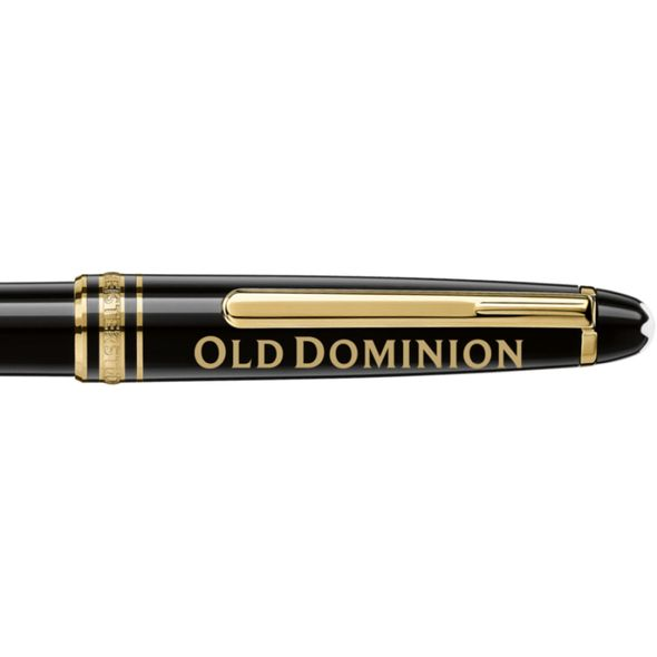 Old Dominion Montblanc Meisterstück Classique Ballpoint Pen in Gold - Image 2