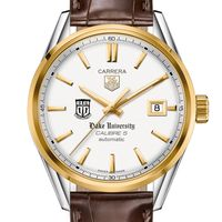 Duke Men's TAG Heuer Two-Tone Carrera with Strap