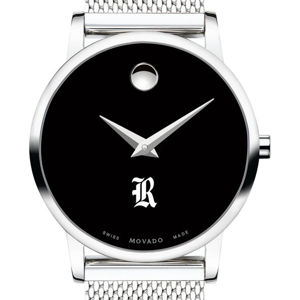 Rice University Women's Movado Museum with Mesh Bracelet
