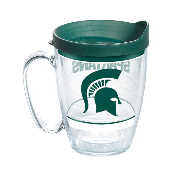 Michigan State 16 oz. Tervis Mugs- Set of 4