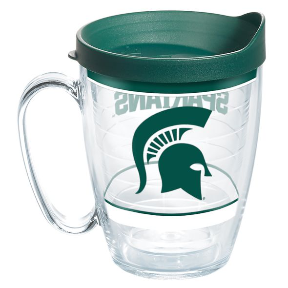 Michigan State 16 oz. Tervis Mugs- Set of 4 - Image 2