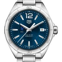 Embry-Riddle Women's TAG Heuer Formula 1 with Blue Dial