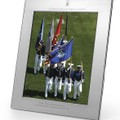 Air Force Academy Polished Pewter 8x10 Picture Frame - Image 2