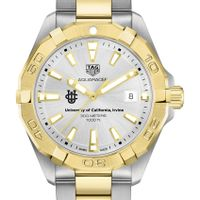 UC Irvine Men's TAG Heuer Two-Tone Aquaracer