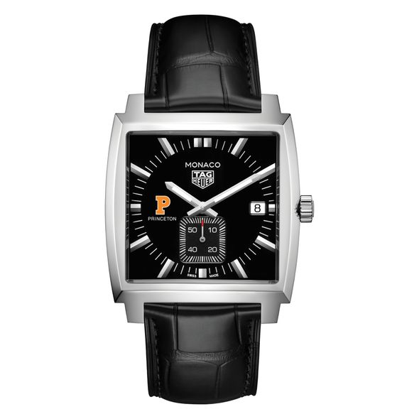 Princeton University TAG Heuer Monaco with Quartz Movement for Men - Image 2
