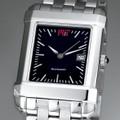 MIT Men's Black Quad Watch with Bracelet - Image 1
