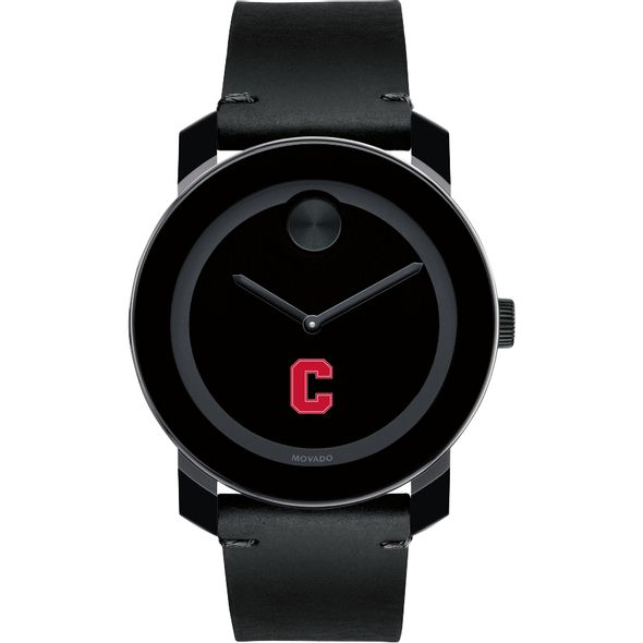 Cornell University Men's Movado BOLD with Leather Strap - Image 2