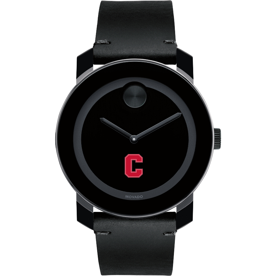 Cornell Men's Movado BOLD with Leather Strap - Image 2