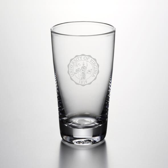 UVA Pint Glass by Simon Pearce