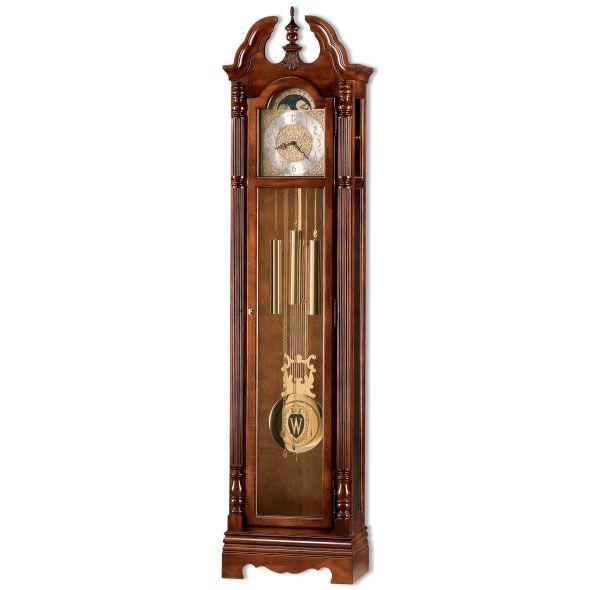 Wisconsin Howard Miller Grandfather Clock - Image 1