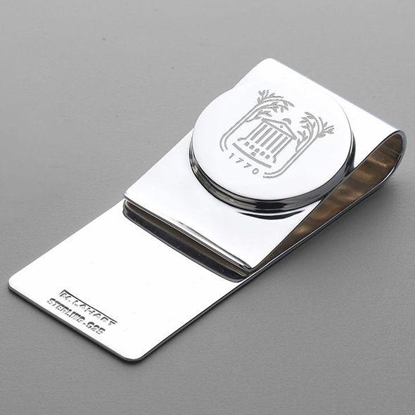 College of Charleston Sterling Silver Money Clip