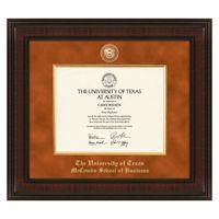 Texas McCombs Diploma Frame - Excelsior