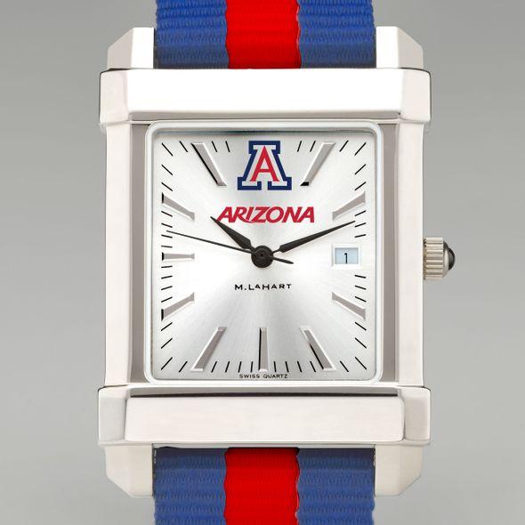University of Arizona Collegiate Watch with NATO Strap for Men