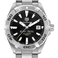 UNC Kenan-Flagler Men's TAG Heuer Steel Aquaracer with Black Dial
