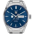 NYU Stern Men's TAG Heuer Carrera with Day-Date - Image 1